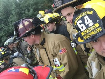 Memorial Tower Climb - September 11, 2015