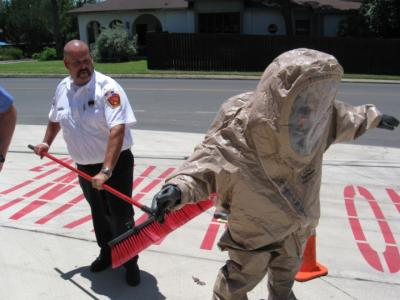 Hazardous Materials Training