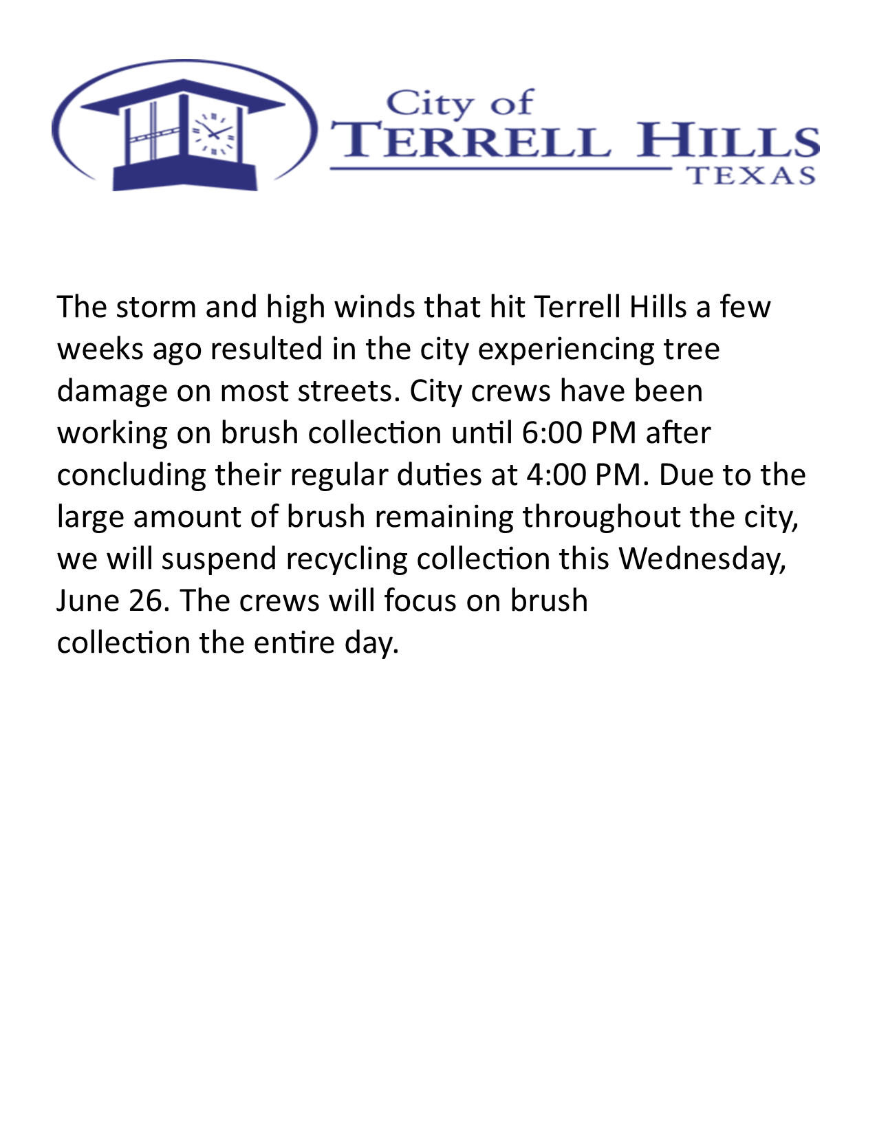 Recycling Canceled 06262019