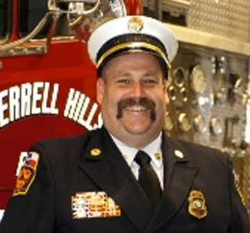 Billy Knupp - Terrell Hills Fire Chief
