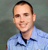 Justin Seibert, Assistant Fire Chief