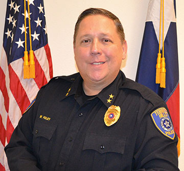William Foley - Terrell Hills Police Chief