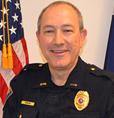 Roger Mangum, Chief of Police