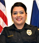 Michelle Rangel, Officer