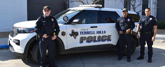 Terrell Hills police department
