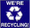We Are Recycling
